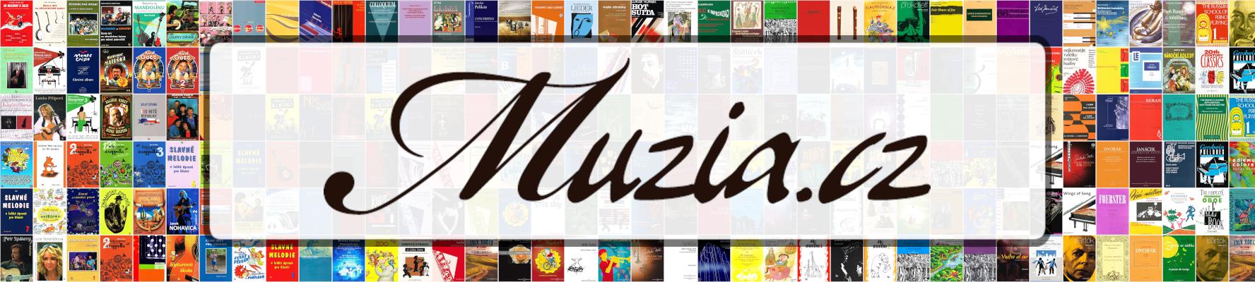 Muzia.cz | noty | zpěvníky