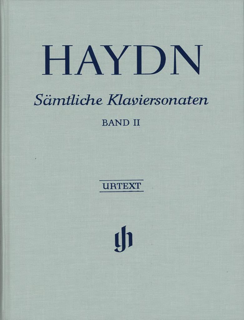 Joseph Haydn | Sonáty 2 | noty pro klavír