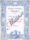 Michna Adam z Otradovic | Missa sancti Wenceslai | Partitura - Antikvariát-použité zboží!
