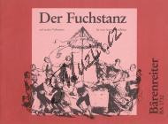 Album | Der Fuchstanz und andere Volkstänze | Provozovací partitura a party - Noty na zobcovou flétnu
