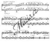 Eben Petr | Risonanza per arpa sola | Provozovací partitura a party - Noty na harfu
