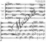 Bialas Günter | Satz für Bläserquintett op. posth. (1995) - Partitura a party | Noty pro dechový kvintet