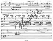 Szathmáry Zsigmond | Cadenza con ostinati per violino e organo (1994) | Provozovací partitura a party - Noty na housle