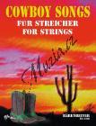 Album | Cowboy Songs für Streicher | Partitura a party - Noty pro orchestr