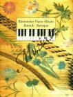 Album | Klavírní album Bärenreiter - Baroko | Provozovací partitura a party - Noty na klavír