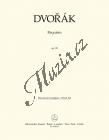 Dvořák Antonín | Requiem op. 89 - úprava pro sóla, sbor a komorní orchestr | Set partů-harmonie - Noty pro sbor