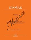 Dvořák Antonín | Requiem op. 89 - úprava pro sóla, sbor a komorní orchestr | Partitura - Noty pro sbor