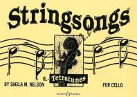 Nelson Sheila Mary   Stringsongs   performance book - Noty pro orchestr