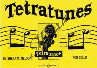Nelson Sheila Mary   Tetratunes   performance book - Noty pro orchestr