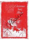 Album | Christmas Song Album Vol. 1 - Partitura pro zpěv a/nebo nástroje | Noty pro sbor