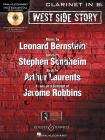 Bernstein Leonard | West Side Story Play-Along - Solo arrangements of 10 songs with CD accompaniment - +CD | Noty na violu