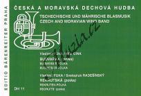 Fuka Vladimír | Budvarka / Rekrutská | Set partů a řídící hlas - Noty pro dechovou hudbu