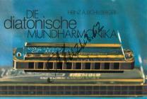 Eichelberger Heinz | Die diatonische Mundharmonika | Noty na foukací harmoniku