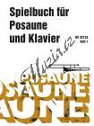 Album | Spielbuch für Pos. u. Klav.  1 | Noty na trombón