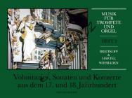 Album | Skladby pro trubku a varhany, 3. díl - Sonáty ze 17. a 18. století | Noty na trubku