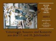 Album | Skladby pro trubku a varhany, 4. díl - Sonáty a koncerty ze 17. a 18. století | Noty na trubku