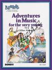 Album | Adventures in Music for the very young | Noty