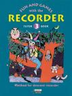 Album | Fun and Games with the Recorder Tune Book 3 - performance book | Noty na zobcovou flétnu