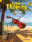 Album | Latin Themes for Violin - (+CD) | Noty na housle