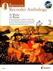 Album | Baroque Recorder Anthology Vol. 2 - (+CD) | Noty na zobcovou flétnu