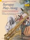 Album | Baroque Play-Along - (+CD) | Noty na saxofon