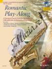 Album | Romantic Play-Along - (+CD) | Noty na saxofon