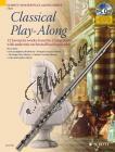 Album | Classical Play-Along - (+CD) | Noty na příčnou flétnu