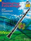 Album | Swinging Folksongs for Clarinet - performance book with CD | Noty na klarinet