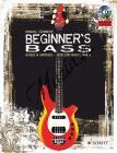 Steinhoff Manuel | Beginner's Bass - method with CD | Noty na basovou kytaru