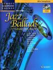Album | Jazz Ballads - (+CD) | Noty na saxofon