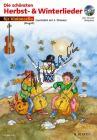 Album | Die schönsten Herbst- und Winterlieder - (+CD) | Noty na violoncello