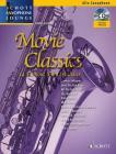 Album | Movie Classics - (+CD) | Noty na saxofon
