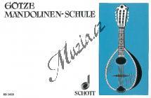 Goetze Walter Wilhelm | Die Mandolinen-Schule der Jugend | Noty na mandolínu