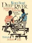 Album | Deep River | Noty na banjo
