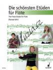 Album | Die schönsten Etüden | Noty na příčnou flétnu