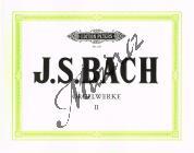 Bach Johann Sebastian | Varhanní skladby - Souborné vydání - Sešit 2 | Noty na varhany