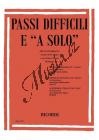 Album | PASSI DIFFICILI E A SOLO DA OPERE LIRICHE ITALIANE | Noty na kontrabas