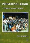 Brandejs Petr | Pětistrunné banjo v českých country hitech (+DVD)  | Noty na banjo