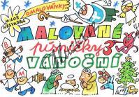 Album | Malované písničky 3. díl - vánoční | Zpěvník a omalovánky - Zpěvník
