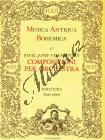 Vejvanovský Pavel Josef | Composizioni per orchestra 1 | Partitura - Noty pro orchestr