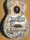 Tárrega Francisco | Výběr skladeb 2 | Noty na kytaru