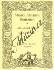 Benda Jiří Antonín | Sinfonie 1-3 | Partitura a party - Noty pro orchestr