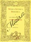 Zelenka Jan Dismas | Composizioni per orchestra 1 - Partitura | Noty pro orchestr