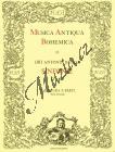 Benda Jiří Antonín | Sinfonie 4-6 | Partitura a party - Noty pro orchestr