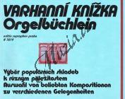 Album | Varhanní knížka (výběr populárních skladeb k různým příležitostem) | Noty na varhany