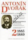 Kuna Milan a kol. | Antonín Dvořák - Korespondence a dokumenty 2 | Kniha