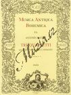 Rejcha Antonín | Tre quartetti per flauto, violino, viola e violoncello op. 98, č. 4-6 | Partitura - Noty-komorní hudba