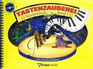 Drabon Aniko | Tastenzauberei, Klavírní škola - Sešit 1 (+CD) | Noty na klavír