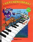 Drabon Aniko | Tastenzauberei, Klavírní škola - Sešit 3 (+CD) | Noty na klavír