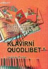 Pruner Jaroslav, Prunerová Klára | Klavírní Quodlibet, 2. díl | Kniha